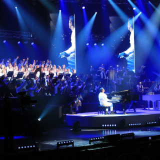 Концерт Евгения Хмары