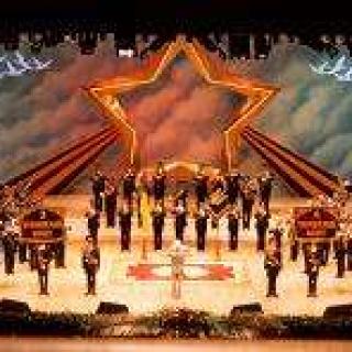 """Концерт в НП """"Украина"""" посвященный 60-и летию освобождения Украины от фашистких захватчиков"""
