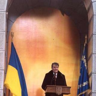 Інагурація президента України