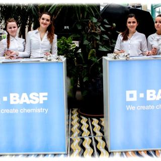 "Коференция компании ""BASF"""