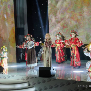 Национальный конкурс Mrs. Ukraine International