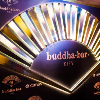 День рождения  Buddha-Bar в Украине
