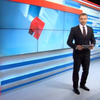 """TV-cтудия новостей для канала """"БТБ"""""""