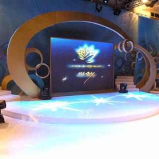 TV-студия для телевизионного шоу Оксаны Марченко