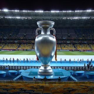 Церемония закрытия Евро 2012