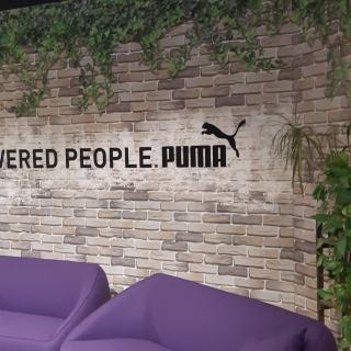 """Онлайн-презентация торговой марки """"PUMA"""""""